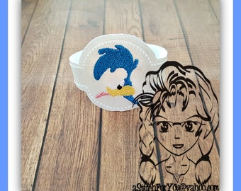 ROADRuNNER WRiSTBaND ArM CaNDY Snap Tab 4 Holidays Birthday ~ In the Hoop ~ Downloadable DiGiTaL Machine Embroidery Design by Carrie