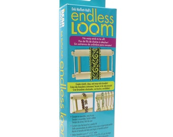 Endless Loom with Carrying Case, by Deb Moffett-Hall