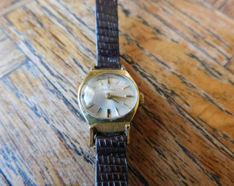 Vintage Orfina Manual Wind watch in great condition very very rare watch