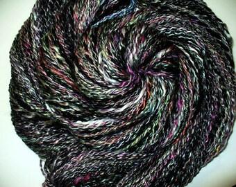 Hand Spun Synthetic Yarn for Knitting Yarn