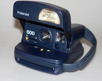 Polaroid 600 Instant Camera Tested & Working