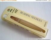 20% Summer SALE Tulip Beading Needle Size 11 - 4 Needles