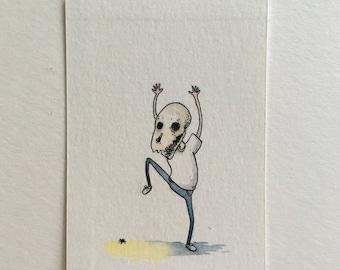 Original Art - Arachnophobia