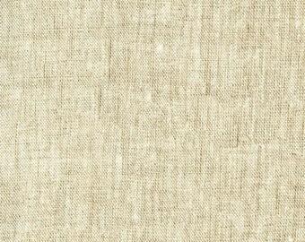 Robert Kaufman FABRIC - Waterford Linen - Natural Solid