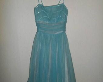 Closing shop SALE 40% off 50's 1950's dress   flair      dresses