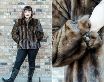 Mink coat | Etsy