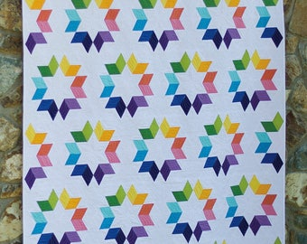 Cookie Cutter Quilt Pattern by Jaybird Quilts
