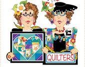 Quilter's Wisdom 5 x 10 for Quilters