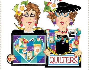 New Quilter's Wisdom 6 x 12 for Quilters