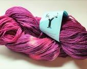 Superwash Merino Yarn - Orchid
