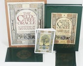 Celtic Tree Oracle - Vintage 1988 First US Edition Boxed Set
