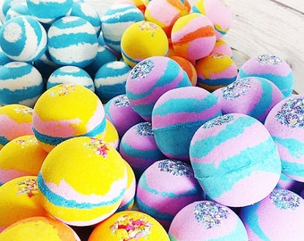 Reserved Mermaid Bath Bombs for April