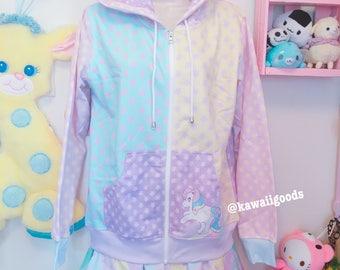 Sweetie Dreams Jacket, Moon Cutie
