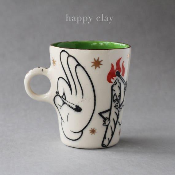 Spliffy Mug