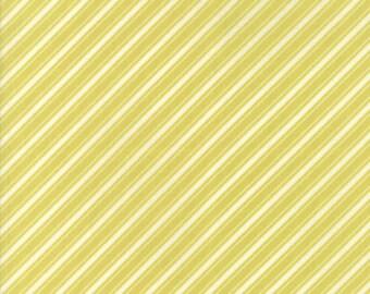 Ella Ollie (20306 25) Apple Ticking Stripe by Fig Tree & Co.