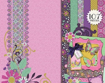 Playful Grace Artful Card Kit by Hot Off The Press