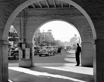 Fayetteville North Carolina 1940's Photo
