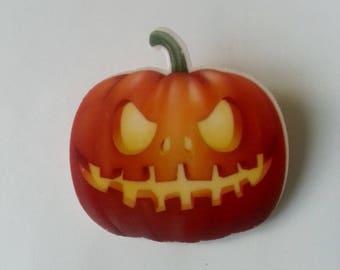 Brooch pumpkin head ♥ ♥