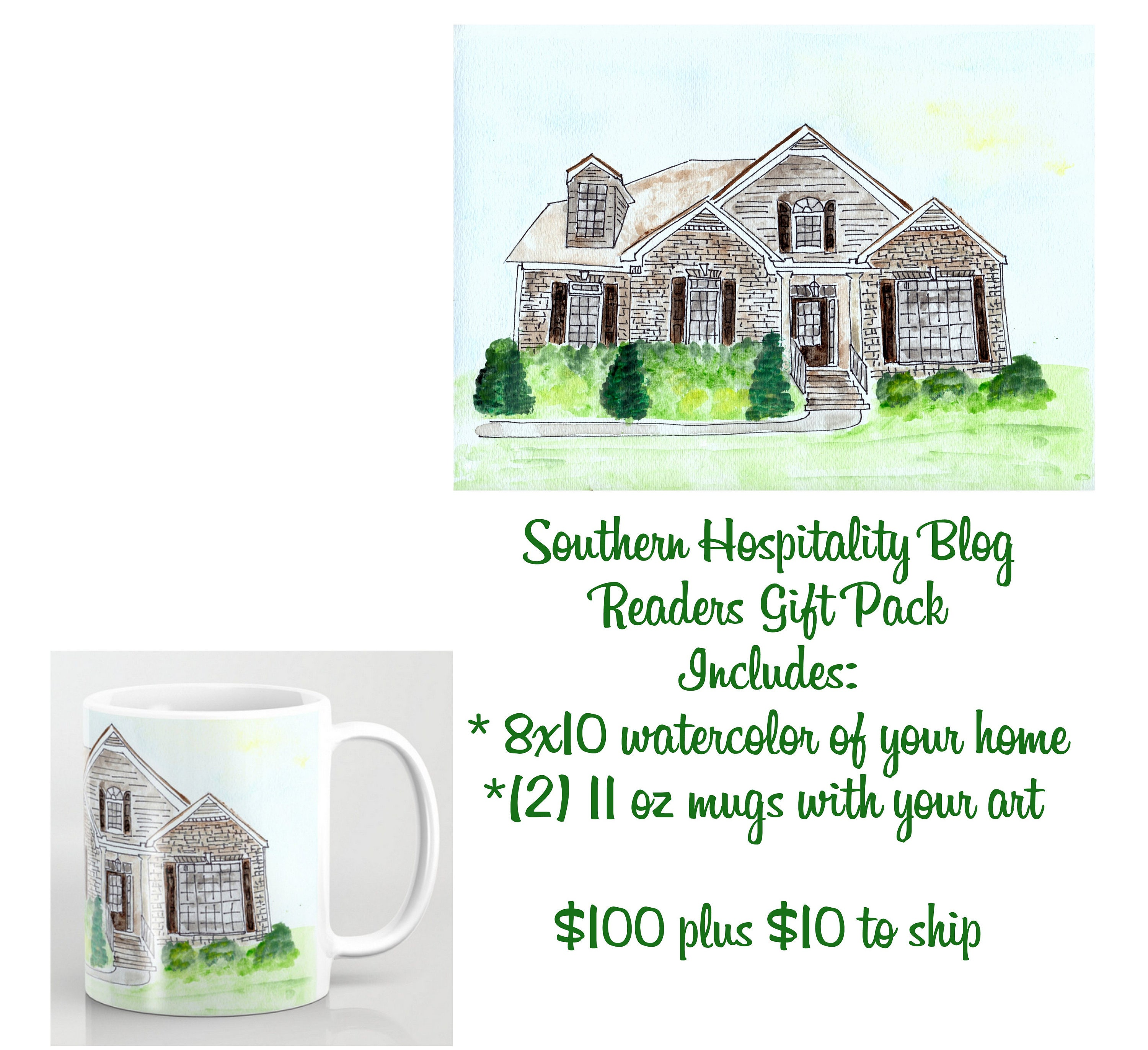 Southern Hospitality: Southern Hospitality Blog Reader Gift Package