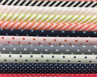 Art Gallery Amy Sinibaldi Les Petits Fat Quarter Set - 16 Fat Quarters