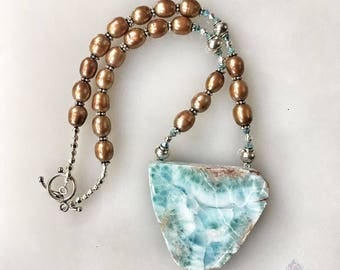 Sea of Consciousness Necklace