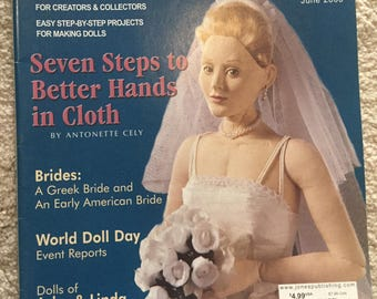 Doll Crafter magazine; June 2003 issue