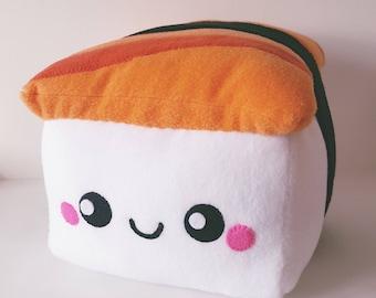 NEW ! Big Sushi Fleece Plush - Soft and Plushie *Christmas Gift*