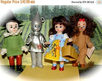 ON SALE Adorable Wizard of Oz Doll Lot