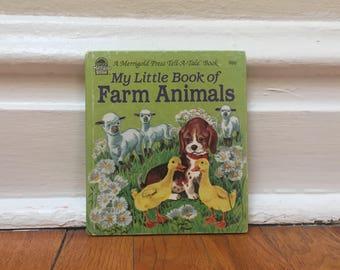 Children's Book Vintage Hardcover