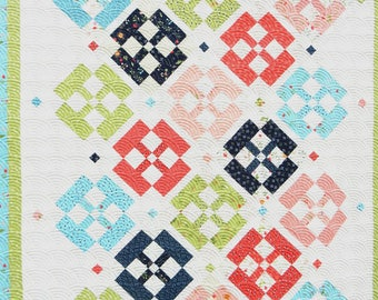 Porch Swing Quilt Pattern (Paper)