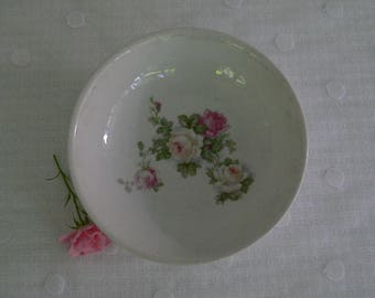 Pretty Rose Porcelain Bowl Made in Germany