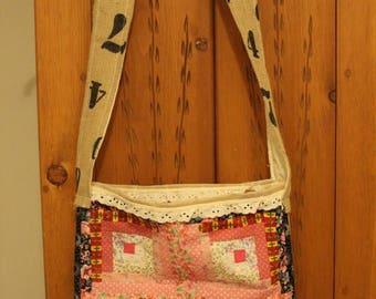 super sale handmade patchwork purse
