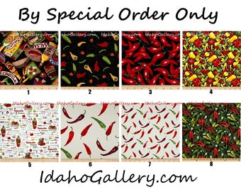 Chili Peppers Kitchen Curtain Cinco De Mayo Mexican Southwestern Decor Valance Special Order Only Window Treatment Free Ship Idaho Gallery