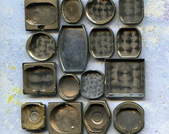 One SET of choice, set of 16 vintage watch parts, steampunk, cool vintage, best prices, 16/4