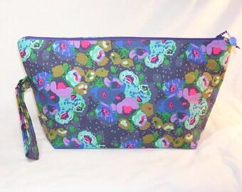 Purple Poppies Beckett Bag