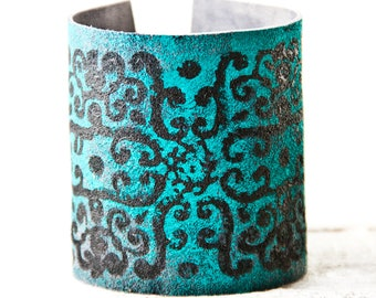 TURQUOISE JEWELRY Bracelet Cuff Holiday Shopping