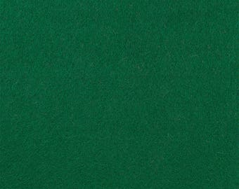 "Kelly Green Acrylic Craft Felt by the Yard - 1/16"" Thick, Available Plain (72"" Wide) or with a Peel-and-Stick Adhesive Backing (36"" Wide)"