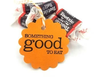 Halloween Tags, Treat Tags, Treat Bag Tags, Candy Labels, Halloween Party Supplies, Halloween Party, Oct 31, Goodie Bag Labels, Halloween