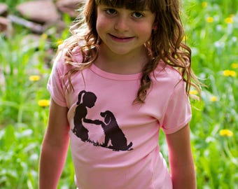 A Girl's Best Friend Nostalgic Graphic Tee