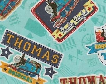 Thomas the Tank Engine & Friends Licensed Fabric by VIP