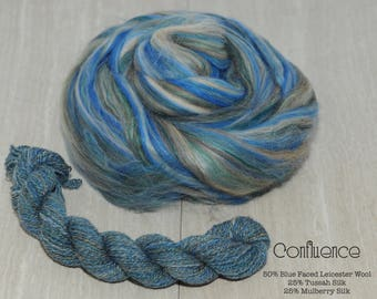 Confluence BFL Silk Signature Blend