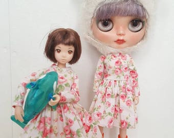 Neo Blythe Long Sleeves dress