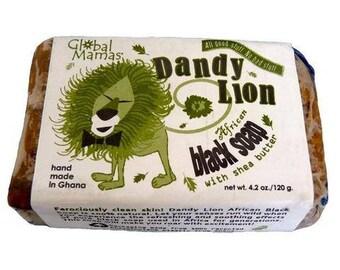 Dandy Lion Black Soap