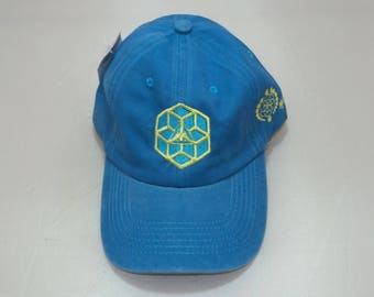 Buckle-back Dad Hat - Origens (One-of-a-kind)
