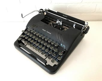 Vintage Smith-Corona Silent Typewriter - Irene - Professionally Serviced