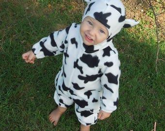 Calf Costume for Infants
