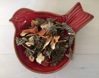 Simmering Potpourii Winter Spruce Orange Clove Rosemary Cardamom