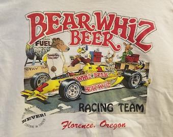 Bear Whiz Beer size XL