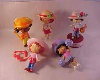 Strawberry Shortcake Toy Dolls