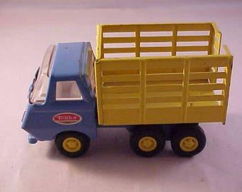 1970s Tonka Truck Stake Body Truck